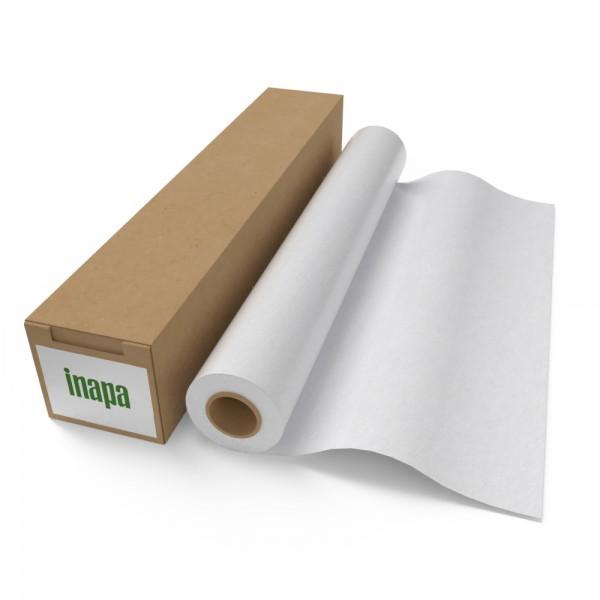 Plotterpapier 841mmx175m 75g h.weiß INAPA 025207584109