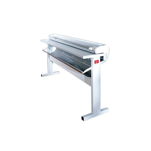ROWE 198 Elektrische Papierschneidemaschine mit Untergestell 150 cm