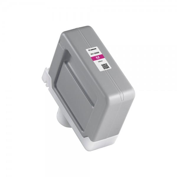 ORIGINAL Canon Tintenpatrone Magenta PFI-1300m 0813C001 330ml